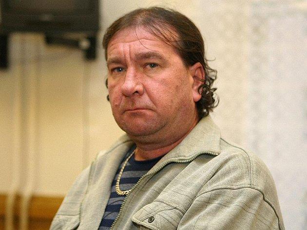 Ladislav Vybíral u brněnského soudu.