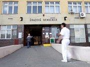 Úrazová nemocnice v Brně.