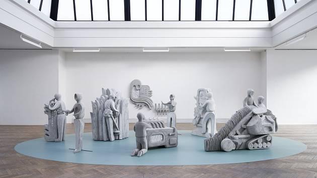 V Domě umění v Brně odstartovaly hned tři výstavy.