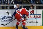 Domácí Kometu Brno na ledě zdolal soupeř z Olomouce.