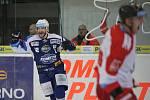 Kometa Brno porazila Olomouc 1:0.