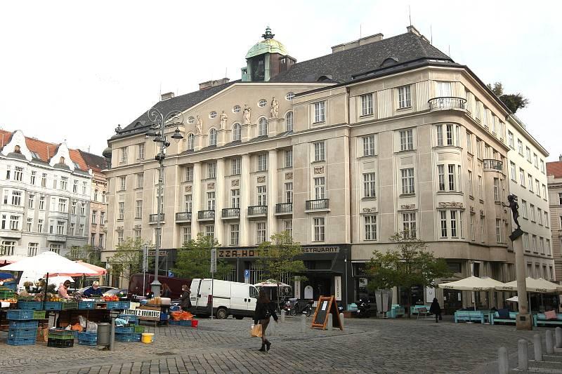 Brněnský hotel Grandezza
