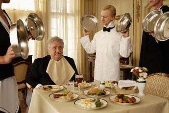 Ilustrační foto z filmu Obsluhoval jsem anglického krále