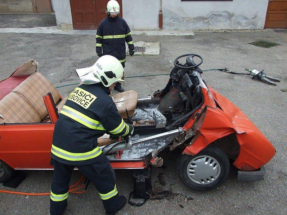 Husovický Sbor dobrovolných hasičů.