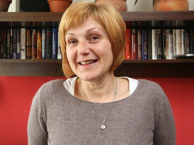Ivana Dvořáčková.