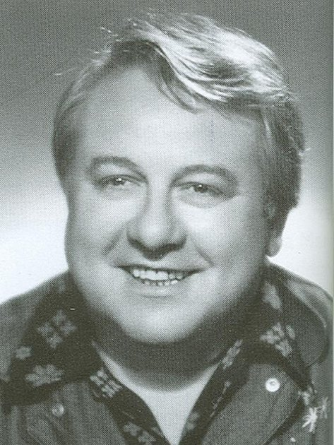 Herec Josef Karlík.