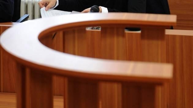 Popis fotky: Soud - Soud, právo, zákon, justice - ilustrační foto