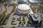Budoucí umístění západních bran brněnského výstaviště v souvislosti se stavbou multifunkční haly.