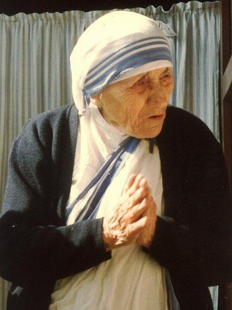Matka Tereza.