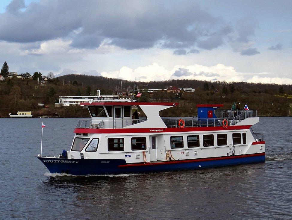 Ve středu 5. května oslavila lodní doprava na Brněnské přehradě pětasedmdesátiny.