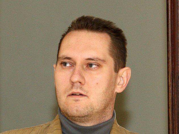 Policista Zdeněk Gabriel zneužil pravomoci veřejného činitele.