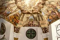 Do historie barokní architektury a bývalého cisterciáckého kláštera zavádí od pondělí návštěvníky brněnské Galerie Vaňkovka nová obrazová a multimediální výstava.