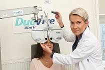 Oční vady ohrožují podle statistik až dvě třetiny celosvětové populace. Nechte si zrak vyšetřit u odborníků.