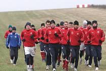 Fotbalisté brněnské Zbrojovky zahájili přípravu na jarní část ligové sezony.