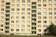 Byty v brněnských Kohoutovicích. Ilustrační foto.