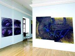 Hrad Špilberk vystavuje díla nonkonformních umělců tvořících v Brně.