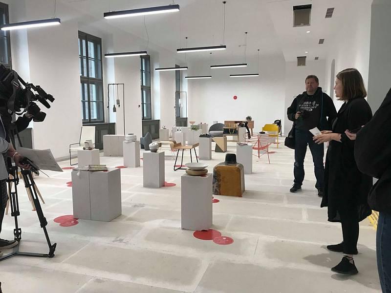 Pro festival Brno Design Days otevřel brány nově zrekonstruovaný Bochnerův palác v Brně v areálu Vlněny.