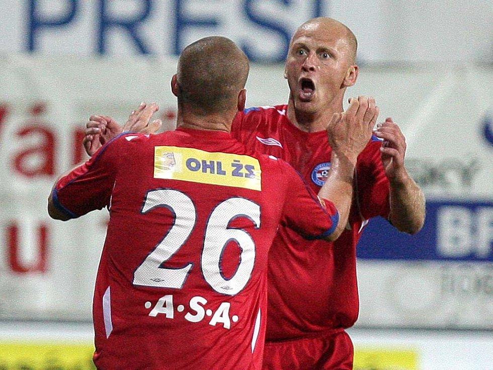 Fotbal - Brno - Liberec