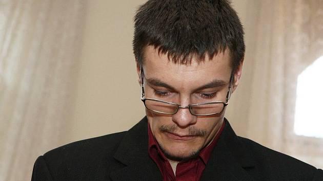 Tomáš Filadelfi u brněnského soudu.