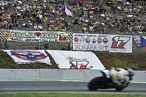 Mistrovství světa silničních motocyklů v Brně, ilustrační foto