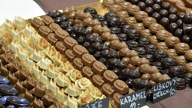 Čokoládový festival v Tuřanech nabízí čokoládové pivo i burger