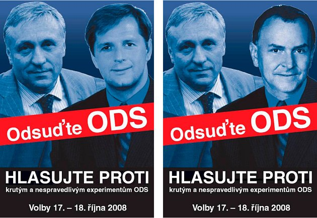 Údajná předvolební kampaň ČSSD