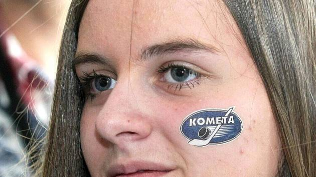 Hráči Komety se rozloučili se sezonou.
