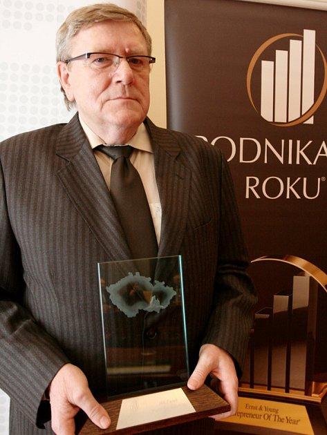 Podnikatel Jiří Fusek.