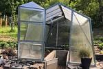 Chytrý skleník.