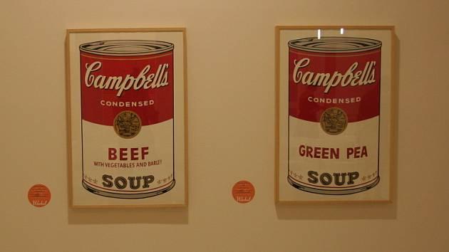 Když se řekne Andy Warhol, vybaví se většině lidí plechovky s polévkou nebo první albumskupiny Velvet Underground s banánem na obalu.
