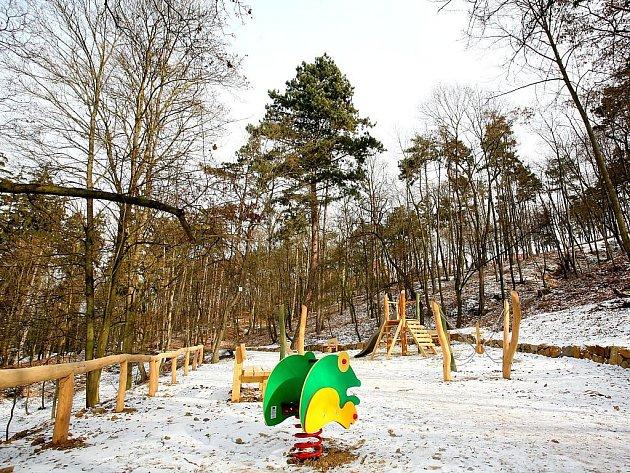 Dříve zanedbaný Wilsonův les teď dává Brno pomalu dopořádku.