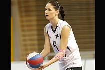 Volejbalistka Klára Vyklická.