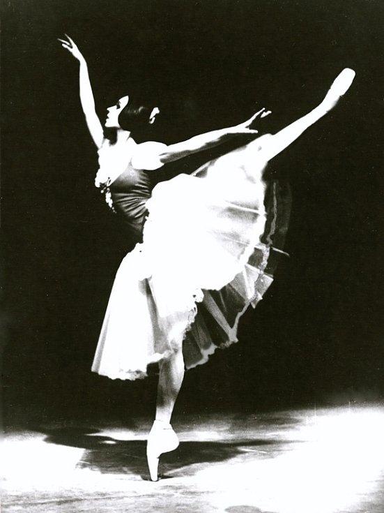 Jana Kůrová - Giselle.