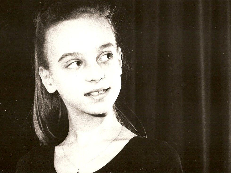 Jana Kůrová - Louskáček (11 let).