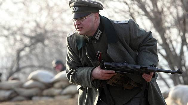 ILUSTRAČNÍ FOTO: Zimní bitva v Ořechově.
