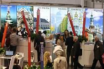 Zahájení veletrhů GO a REGIONTOUR na brněnském výstavišti.