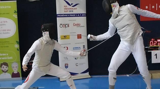 Sokol Cup s mezinárodní účastí ovládl favorizovaný Choupenitch.