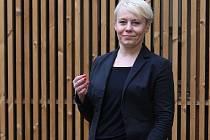 Ředitelka brněnského turistického informačního centra Jana Janulíková.