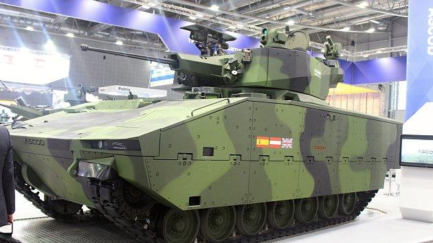 Ve středu začal na brněnském výstavišti mezinárodní veletrh obranné a bezpečnostní techniky Idet.
