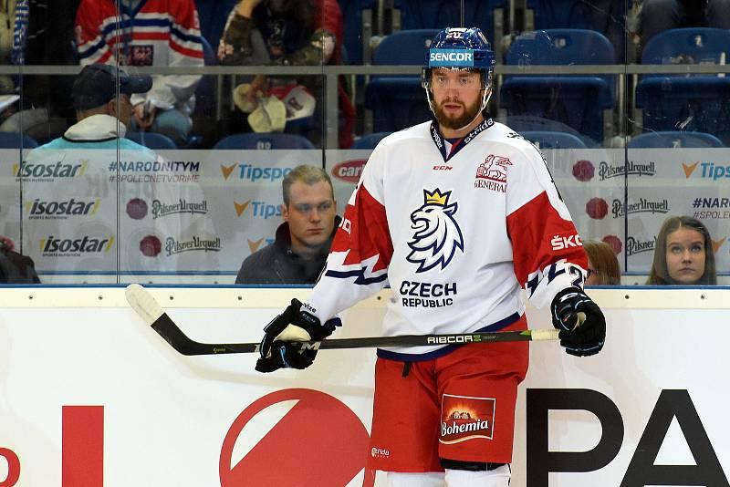 Hokejista Hynek Zohorna.