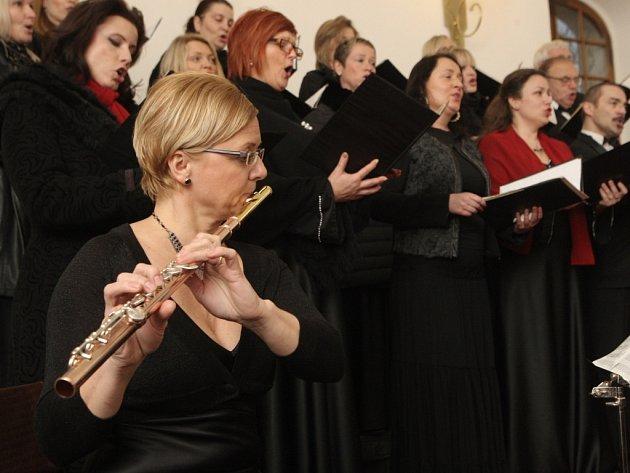 Pastorely Adama Michny z Otradovic nebo Jakuba Jana Ryby si v klášteře v Rajhradu na Brněnsku vyslechly téměř dvě stovky lidí.