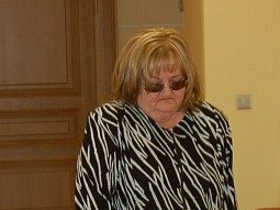 Jana Mrencová alias Lucie Proutníková.