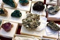 Největší expozice minerálů ve východní Evropě je v Tišnově.