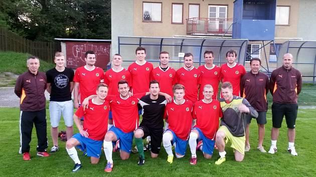 Fotbalisté z jihu Moravy reprezentují Českou republiku v kvalifikaci Regions Cupu, amatérském mistrovství Evropy.