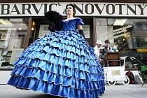 Knihkupectví Barvič a Novotný se v pátek vrátilo v čase.