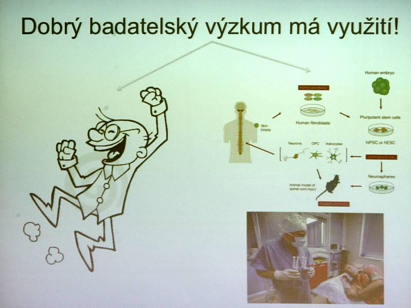 Vědci z brněnské Masarykovy univerzity učinili unikátní objev ve zkoumání kmenových buněk.