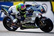 Karel Abraham při letošní MotoGP