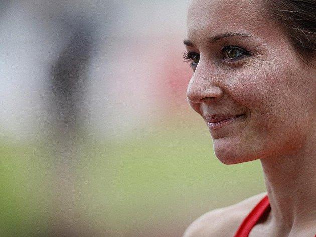 Atletka Denisa Rosolová.