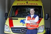 Záchranář Jiří Kliment podlehl dlouhé těžké nemoci.