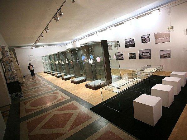 Moravská galerie vBrně - ilustrační fotografie.